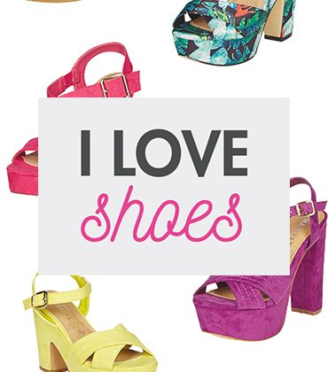 I LOVE SHOES! | MODA & BELLEZA