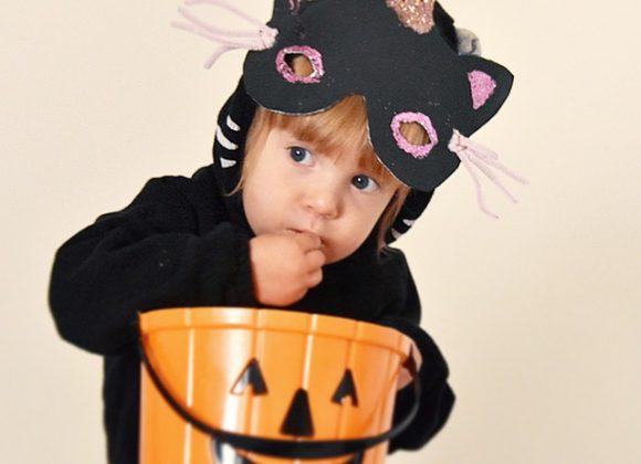 Kids only - halloween - masque