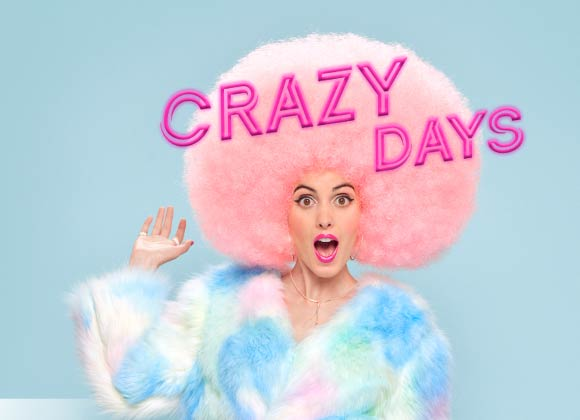Les crazy Days de Showroomprivé